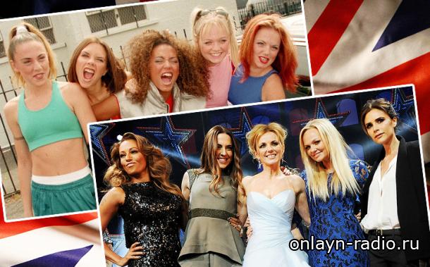 Таинственные встречи в Лондоне экс-участниц группы Spice Girls