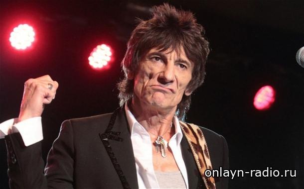 Ронни Вуд здоров! Гитарист The Rolling Stones победил рак легких