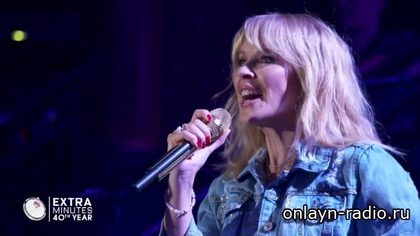 Слушайте новую песню Кайли Миноуг!
