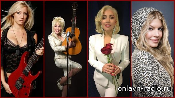 Известные певицы и женщины-музыканты в аукционе в пользу музыкально одаренных девочек