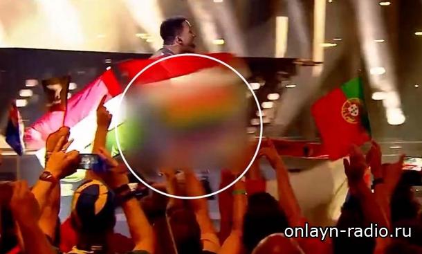 Китайское телевидение подвергло цензуре конкурс «Евровидение»