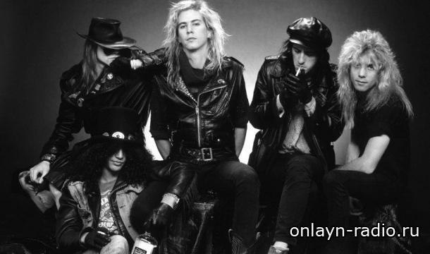 Guns N' Roses: появился видеоклип «It's So Easy» по прошествии почти 20 лет