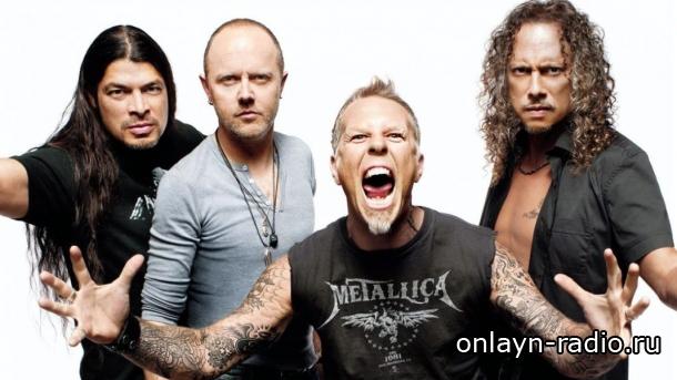 Поклонники группы Metallica могут побывать на сцене вместе со своими кумирами