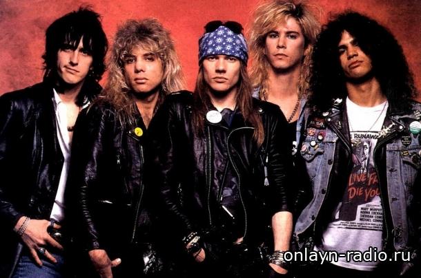 Определена лучшая композиция Guns N' Roses с их дебютного альбома