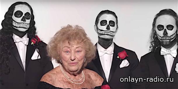 «Дэт-металическая бабушка» из Австрии. Кто она?
