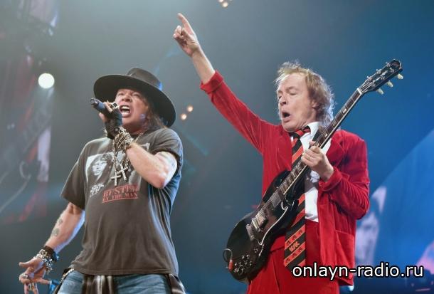 Записывает ли AC/DC новый альбом с Брайаном Джонсоном и Филиппом Раддом?
