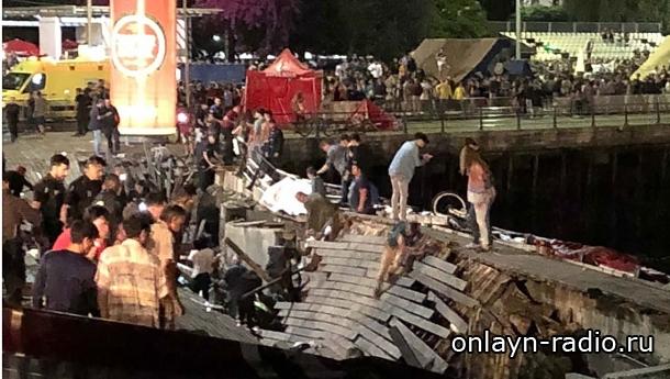 Более 300 человек пострадали во время городского фестиваля в Виго