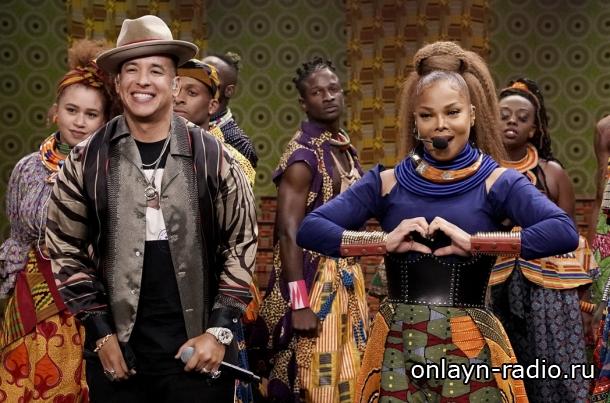Джанет Джексон объединила свои усилия с Daddy Yankee в создании нового видеоклипа