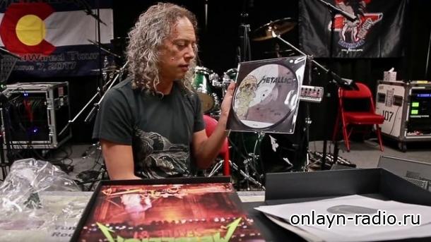 Metallica представила две песни с юбилейного диска