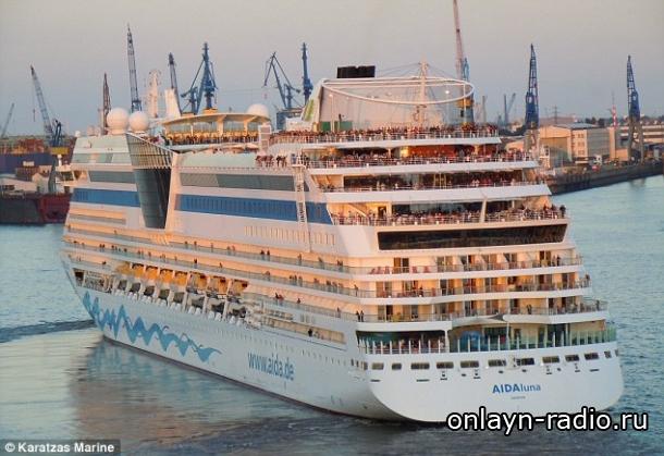 Немецкий певец пропал в море: выпал за борт корабля
