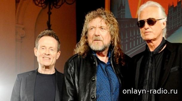 Led Zeppelin хочет запустить свой стриминговый портал