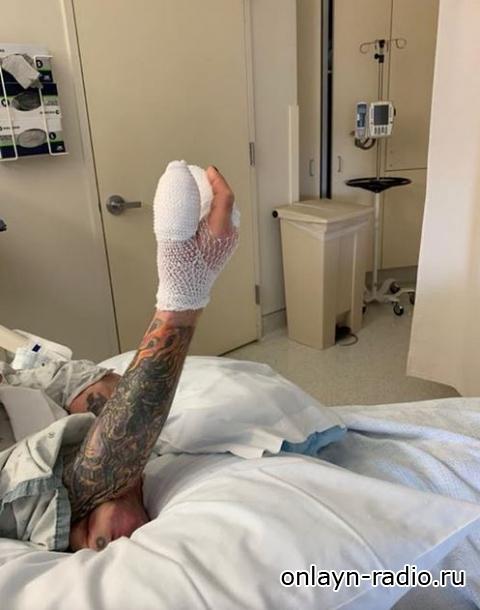 Оззи Осборн попал в больницу