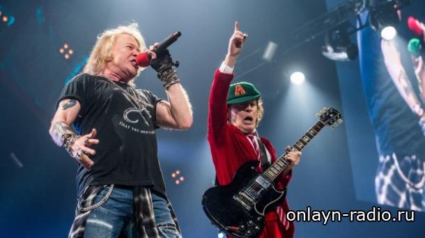 Крис Слейд: справился ли Эксл Роуз, как вокалист AC/DC?