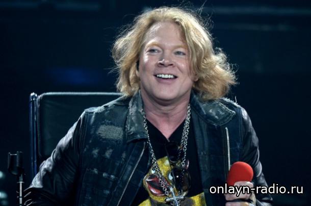 Аксель Роуз рассказал, какое будущее ожидает Guns N' Roses