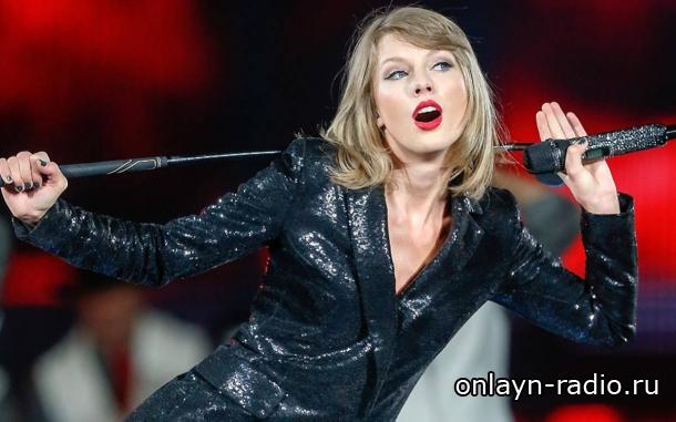 Тейлор Свифт сумела побить рекорд The Rolling Stones
