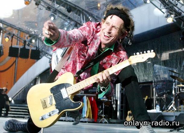 Гитарист легендарной рок-группы The Rolling Stones сообщил, что завязал с алкоголем