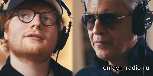 Андреа Бочелли и Эд Ширан снова вместе. Посмотрите трогательный клип «Amo Soltanto Te»