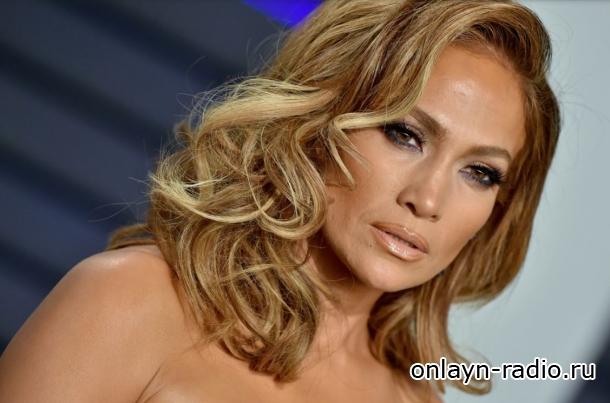 Дженнифер Лопес на афтепати «Vanity Fair»