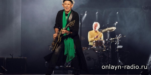 Легендарный Кит Ричардс (The Rolling Stones) опубликовал новый трек
