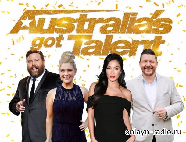 Николь Шерзингер – судья Australia's Got Talent