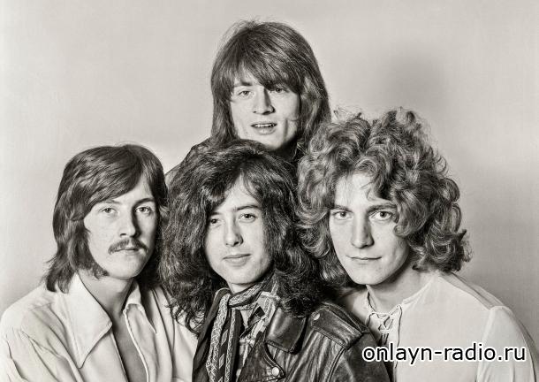 Led Zeppelin анонсировала фильм по случаю своего 50-летия