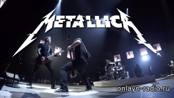 Metallica поделилась видеозаписью с мадридского концерта