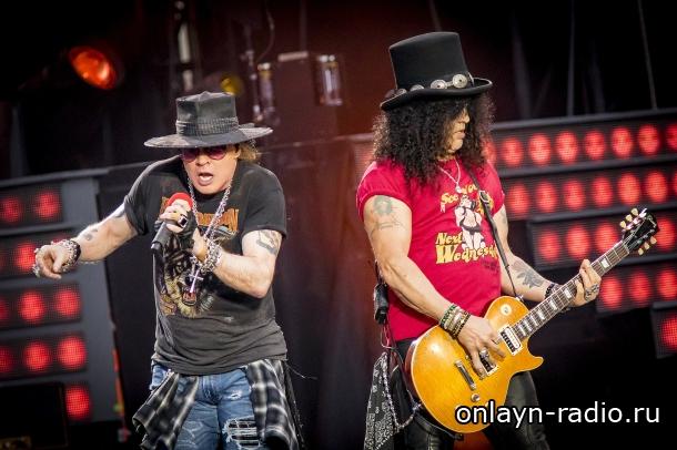 Слэш подтвердил, что Guns N' Roses запишет новый диск