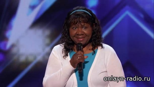 «America's Got Talent»: Адэлайн Бейтс удивила жюри. Спела на два голоса