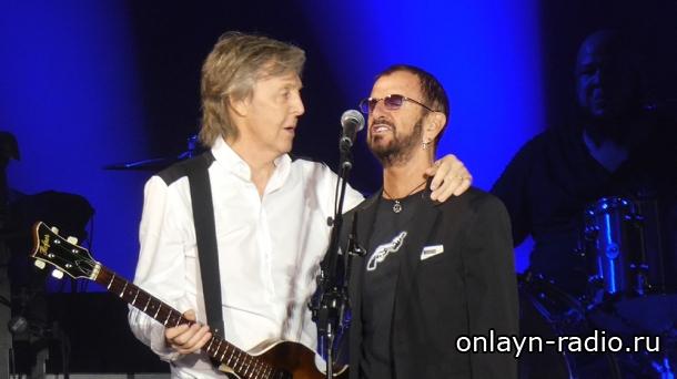Пол Маккартни и Ринго Старр снова вместе – сыграли хиты The Beatles в США