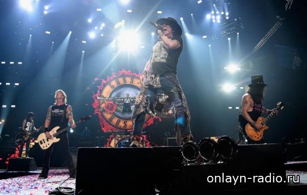 Запишет ли Guns N' Roses музыку для продолжения культовой серии фильмов?