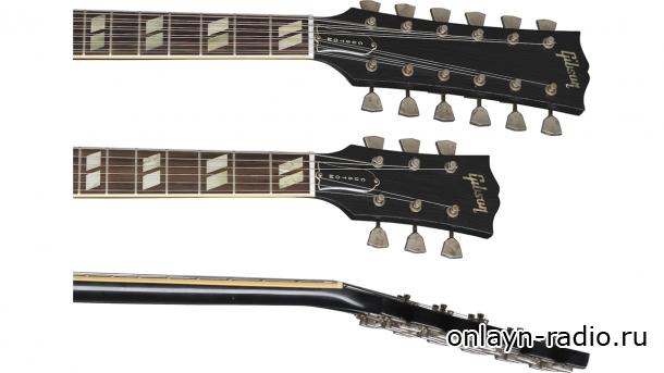 Слэш получил еще одну сигнальную гитару. О какой модели идет речь?