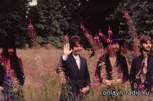 The Beatles заявила о публикации ранее неизвестного клипа (видео)