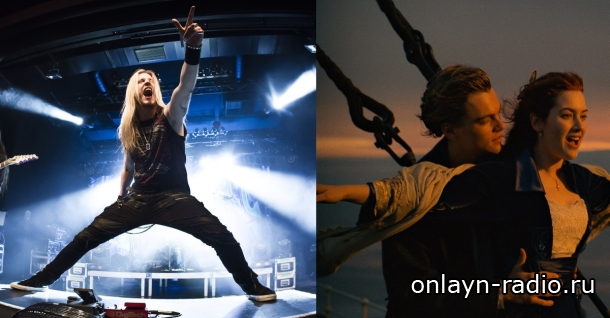 Металлисты исполнили хит Селин Дион из «Титаника» (видео)