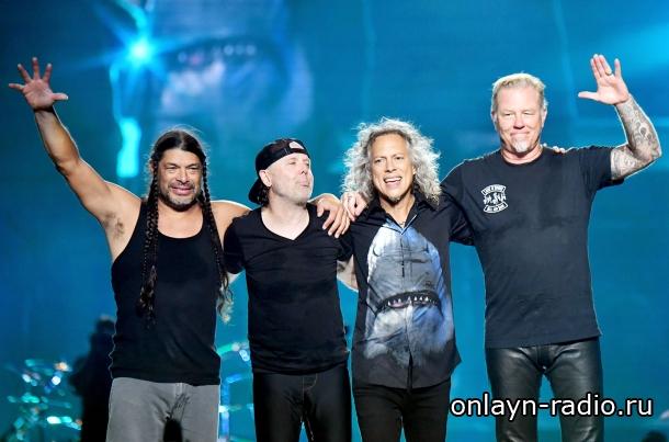 Metallica запустила таинственный отсчет