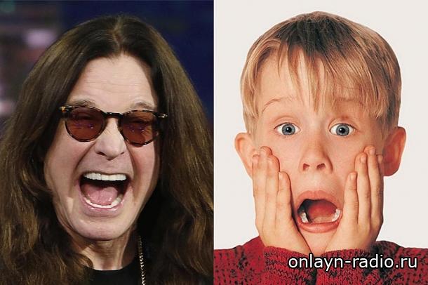 Послушайте микс хита Black Sabbath с музыкой из фильма «Один дома»