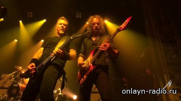 Metallica выпустила видеоклип в формате 360 градусов (видео)