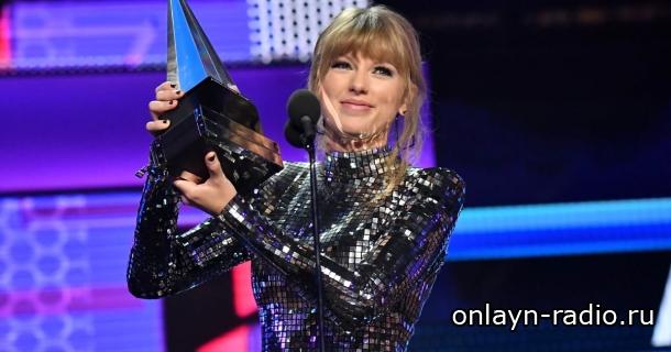 Тейлор Свифт – «артист десятилетия» по версии American Music Awards