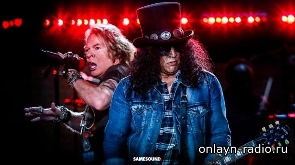 Слэш решил сделать перерыв от Guns N' Roses. Что случилось?