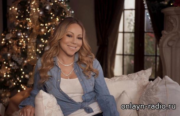 Mariah Carey готовит поклонников к Рождеству!