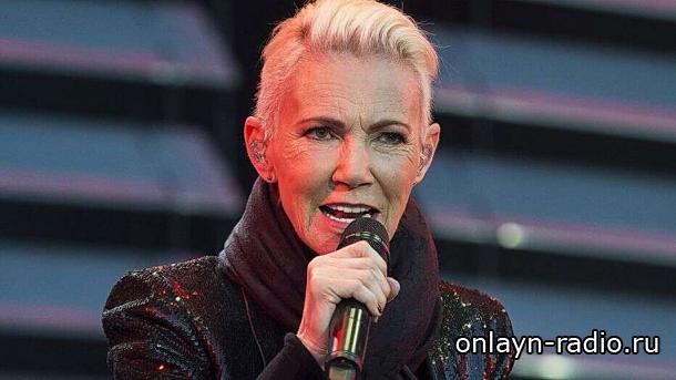 Скончалась вокалистка Roxette, Marie Fredriksson