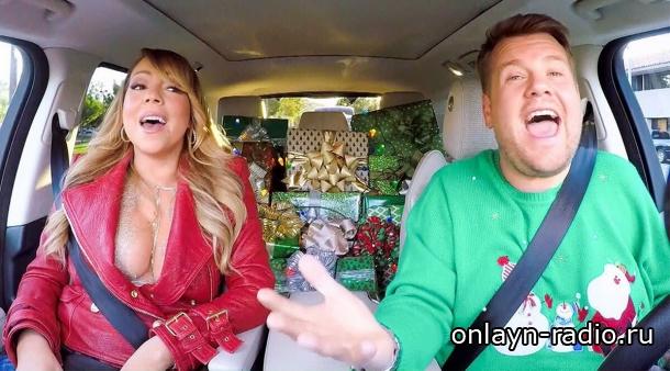 Выступление Mariah Carey с песней «Oh Santa» было настоящим рождественским чудом