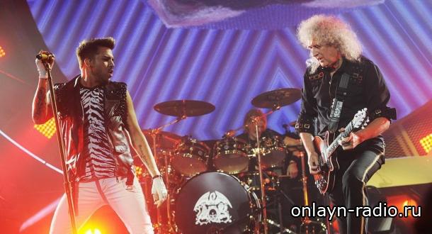 Queen и Adam Lambert помогут людям Австралии