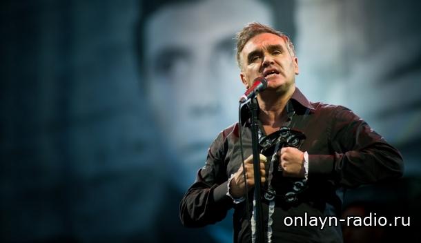 Morrissey выпускает новый сингл с грядущего 13-го студийного альбома