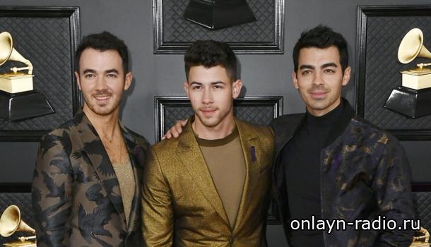 Jonas Brothers с новой песней на «Грэмми»