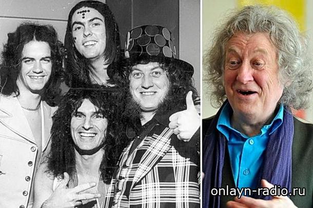 Рок-группа Slade прекратила свое существование через 50 лет. Ударника уведомили по почте