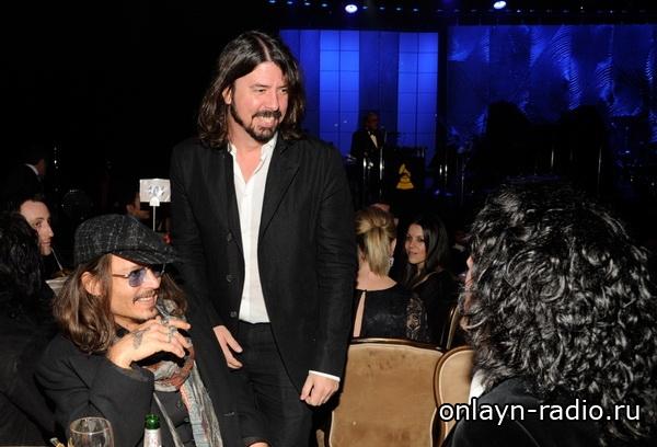 Foo Fighters выступят на рок-фестивале Jam
