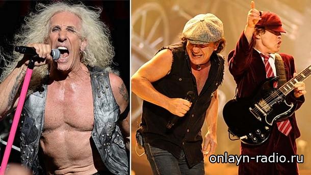 AC/DC удивит новым альбомом