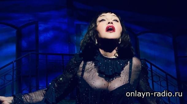 Очередные проблемы Мадонны: сломанная кукла должна оставаться в постели