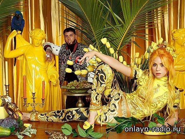 Шакира в дуэте с Ануэлем АА. Смотрите клип «Me Gusta»