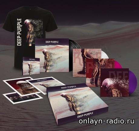 Deep Purple представила музыкальное видео для продвижения нового альбома (видео)